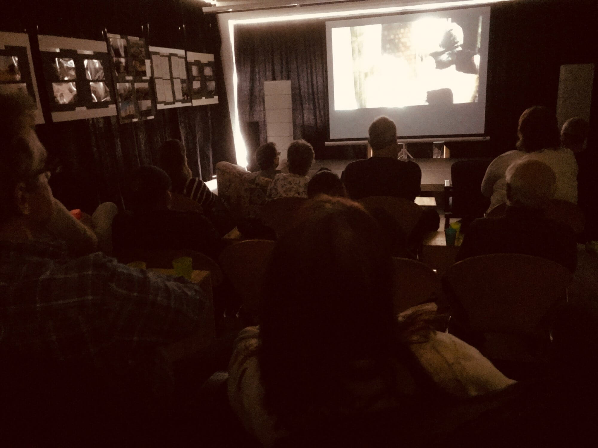 Kino in Altglienicke - Berlin Treptow - Kosmosviertel -