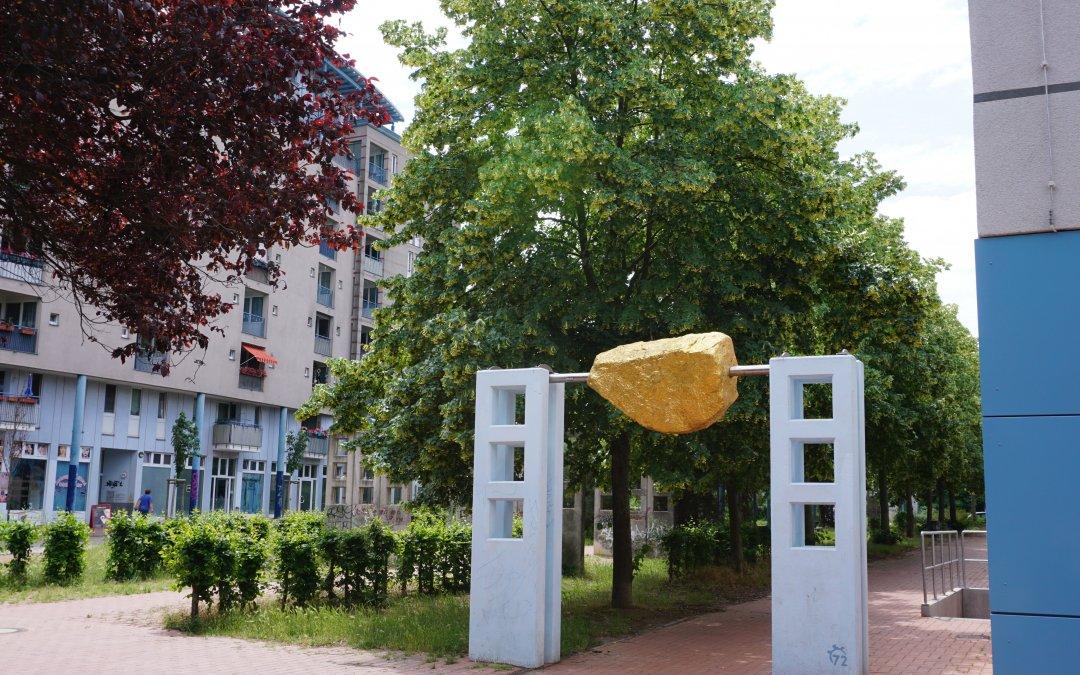 """Linde – Blüte / Projekt """"Natur im Kosmosviertel"""""""