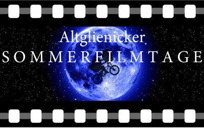 Altglienicker FILMNÄCHTE im Garten des Bürgerhauses
