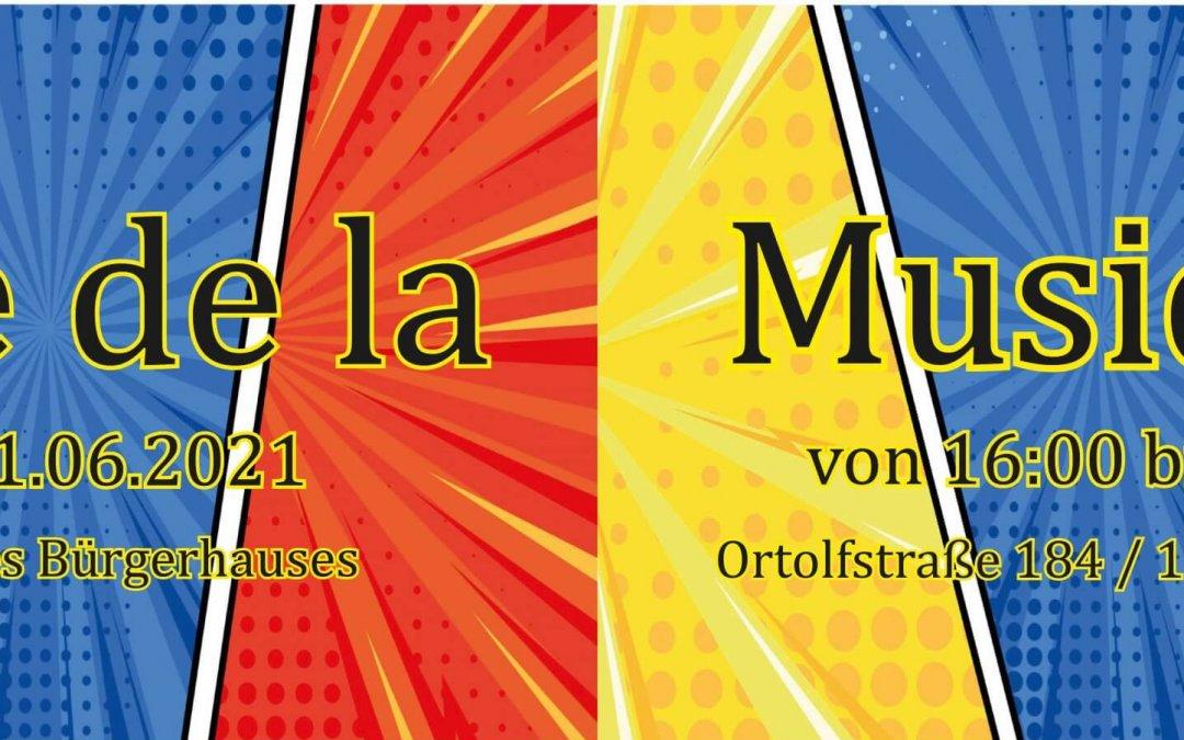 Fête de la Musique / Kosmosviertel