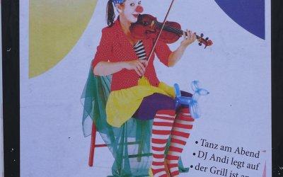 Kindertheater zum Sommerfest im Interkulturellen Garten Altglienicke
